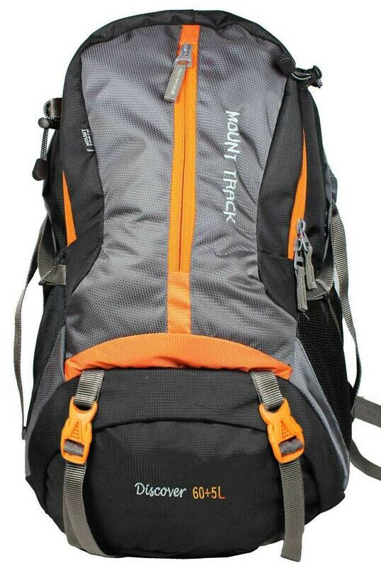 Mount Track Discover 65 Ltrs Rucksack, Hiking Backpack