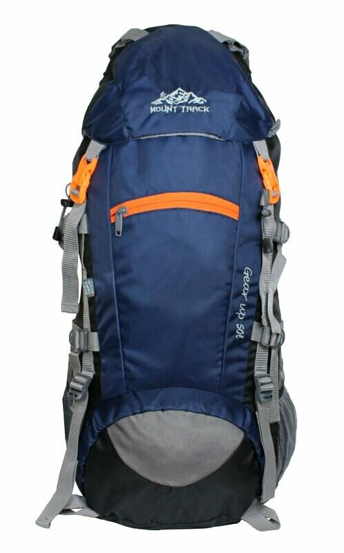 Mount Track 50 Ltrs Rucksack, Hiking & Trekking Backpack