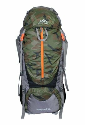 Mount Track 80 Ltrs Rucksack, Hiking & Trekking Backpack