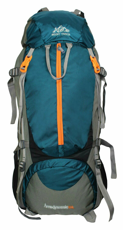 Mount Track 80 Ltrs Rucksack, Hiking & Trekking Backpack