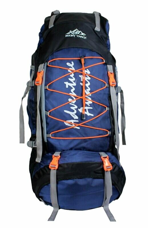 Mount Track Adventure Awaits 70 Ltrs Hiking & Trekking Rucksack Backpack