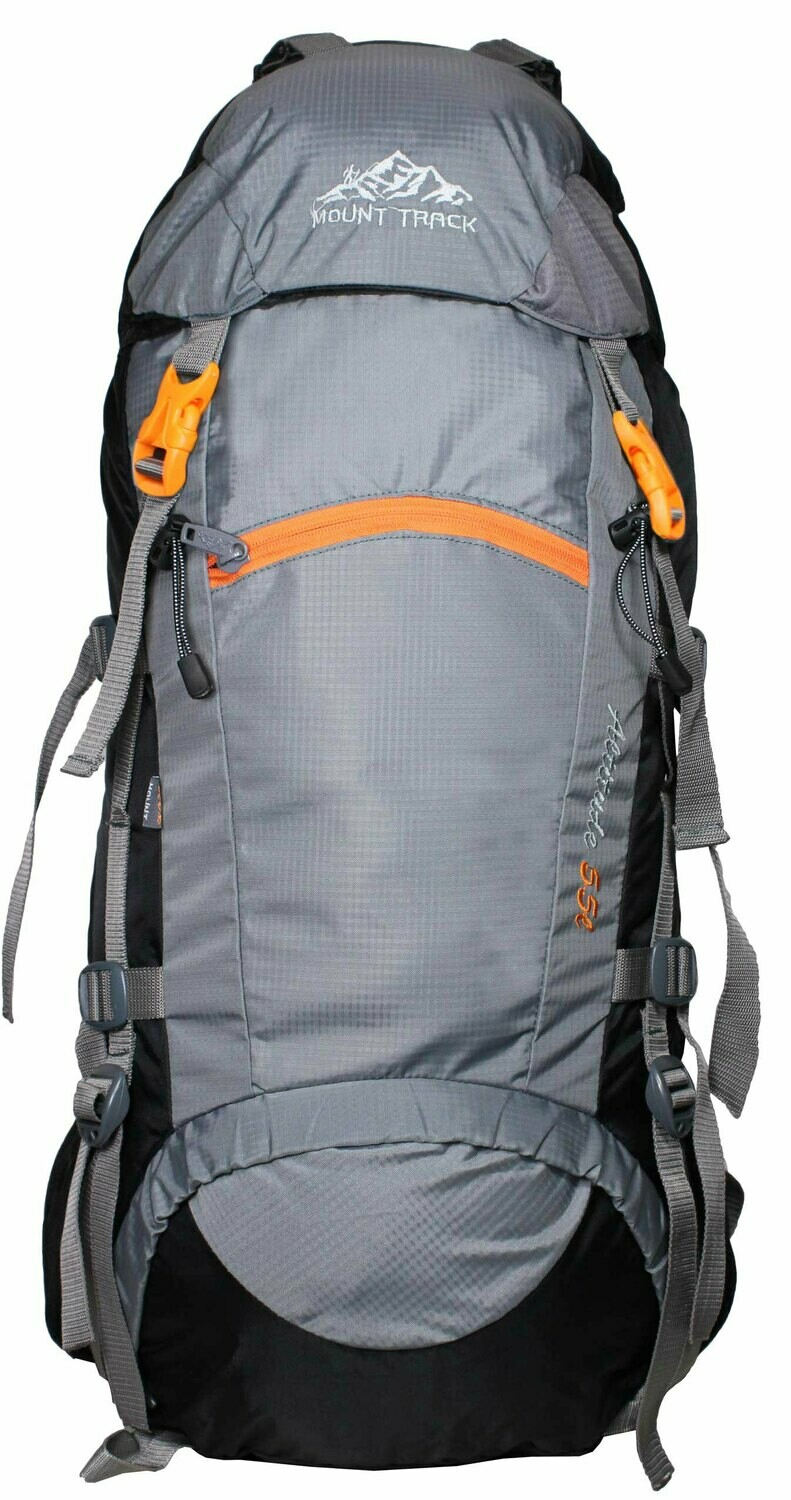 Mount Track 55 Ltrs Rucksack, Hiking & Trekking Backpack