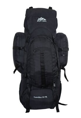 Mount Track Expedition 105 litres Rucksack with Detachable Day Pack & Rain Cover