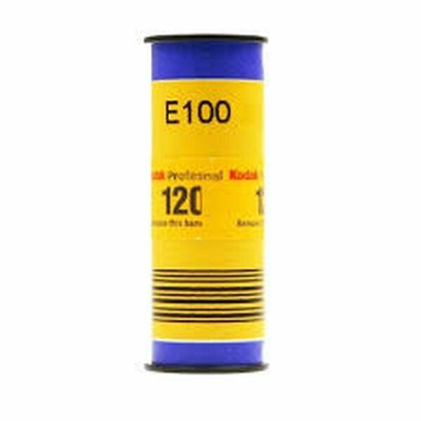 Kodak EKTACHROME E100VS Professional - 120 Rollfilm 1-Pack MHD 11/2021