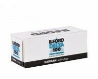 Ilford Delta 100 Professional Black and White Negative Film (120 Roll Film) expired  10/2022