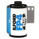 Ilford FP4 Plus 135-24 Black & White Negative (Print) Film (ISO-125)  expired 12/2025