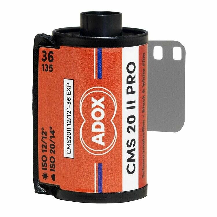 Adox CMS 20 II Pro 135-36 expired 09/2021