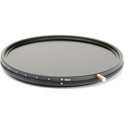 72mm COKIN ND-X Vario Graufilter Variable ND Filter Filterfaktor 32-1000 Durchmesser: 72mm