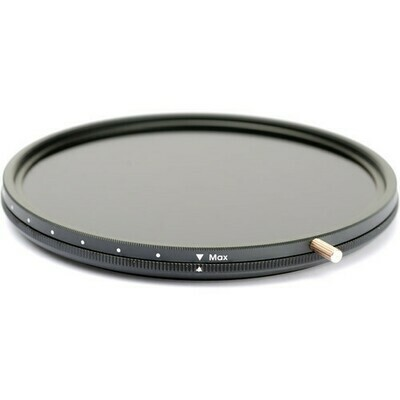 67mm Cokin ND-X Vario Grey Filter Variable ND Filter Filter factor 32-1000 Diameter: 67mm
