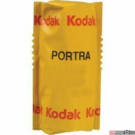 Kodak 120 Professional Portra Color Film (ISO 160)  1-Pack expired 10/2021