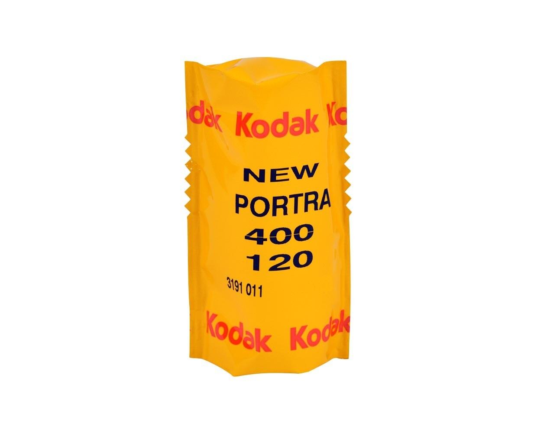 KODAK Portra 400, Format 120 Rollfilm 1 Stück MHD 09/2021