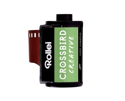 ROLLEI Crossbird 200 Color Transparency Film 135-36 date 07/2023 - pre-order now (available from approx. 02.08.2021)
