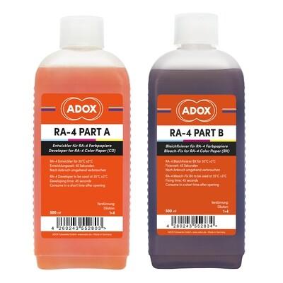 ADOX Colortec RA-4 Print Kit 2.5 Liter