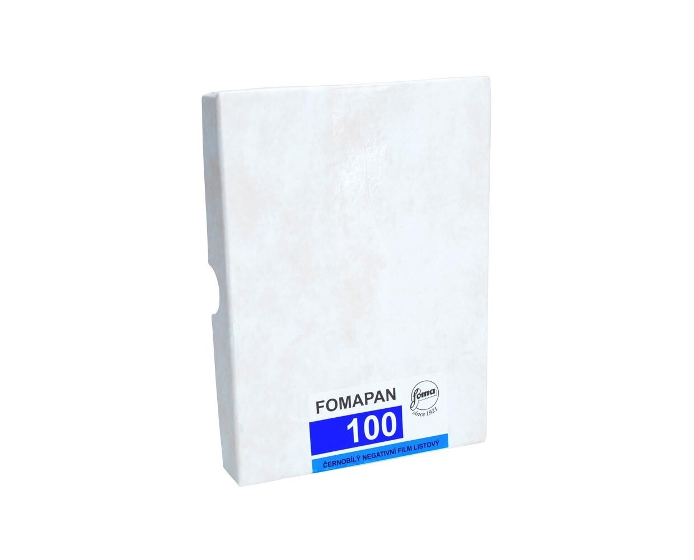 Fomapan 100 Planfilm 9x12cm (3,55x4,72Inch)  50 sheets