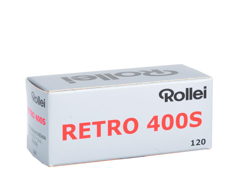 Rollei Retro 400S Format 120 MHD 06/2022