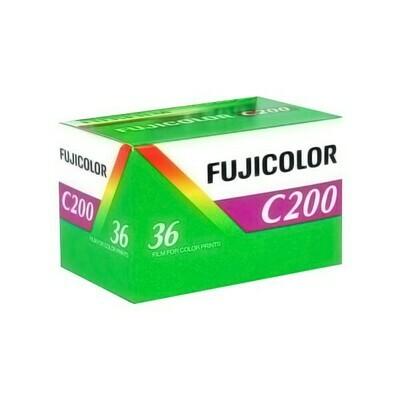 Fujicolor C200 135/36 Expired 12/2021