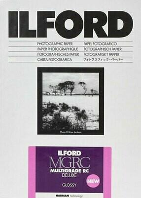 Ilford Multigrade V 1M Glossy Format 21x29.7cm 100 sheets(1179969)