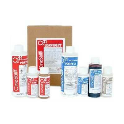 CineStill Cs41 Simplified Color Film Processing Kit (Liquid) - Quart