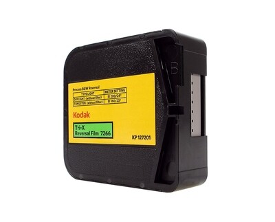 Kodak Tri-X 7266 Super 8, 15 meter - 1889575