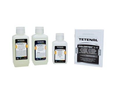 TETENAL Colortec E-6 3-Bad Kit 2.5 Liter