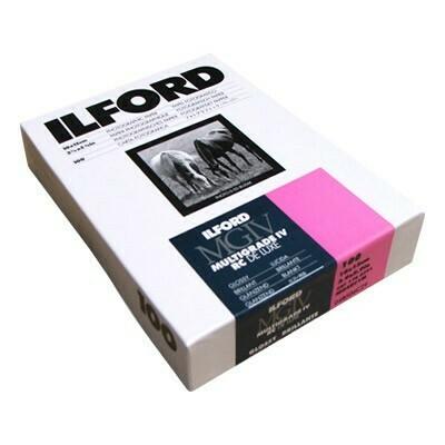  Ilford Multigrade IV RC 1 M Glossy, 10x15 cm, 100 sheets (1769836)