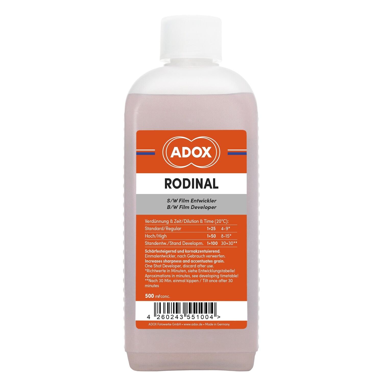 Adox Rodinal 500 ml Concentrate (Rodinal)