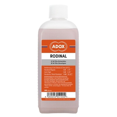 Adox ADONAL 500 ml Concentrate (Rodinal)
