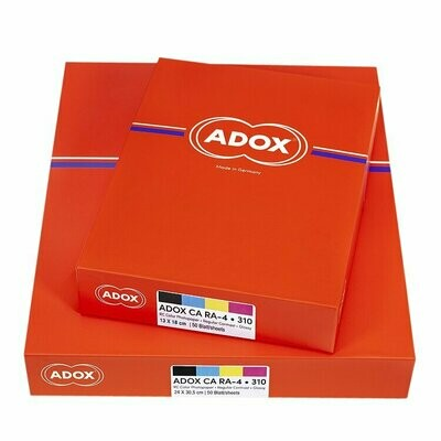 ADOX color paper RA-4 type CA - high gloss (PE) - 13x18 / 100 sheets