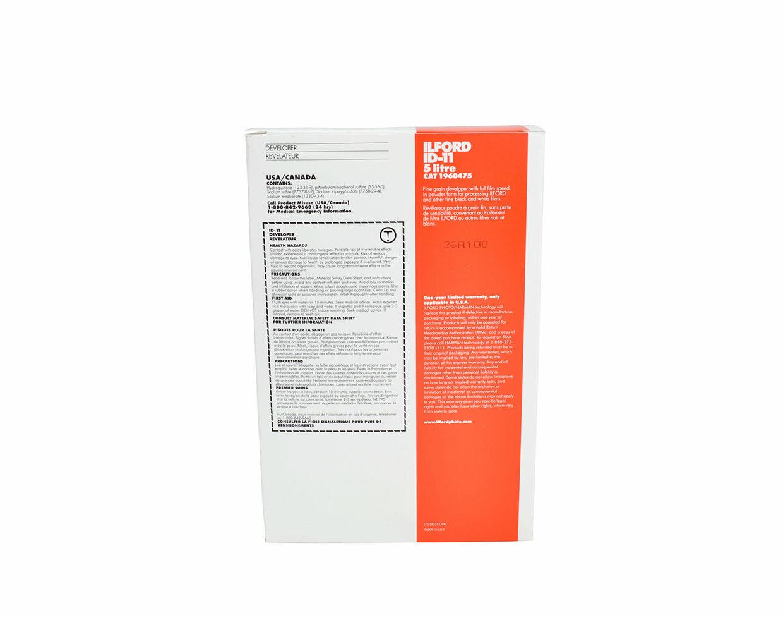 Ilford ID-11 Film Developer (Powder) for Black & White Film - Makes 5 Liters
