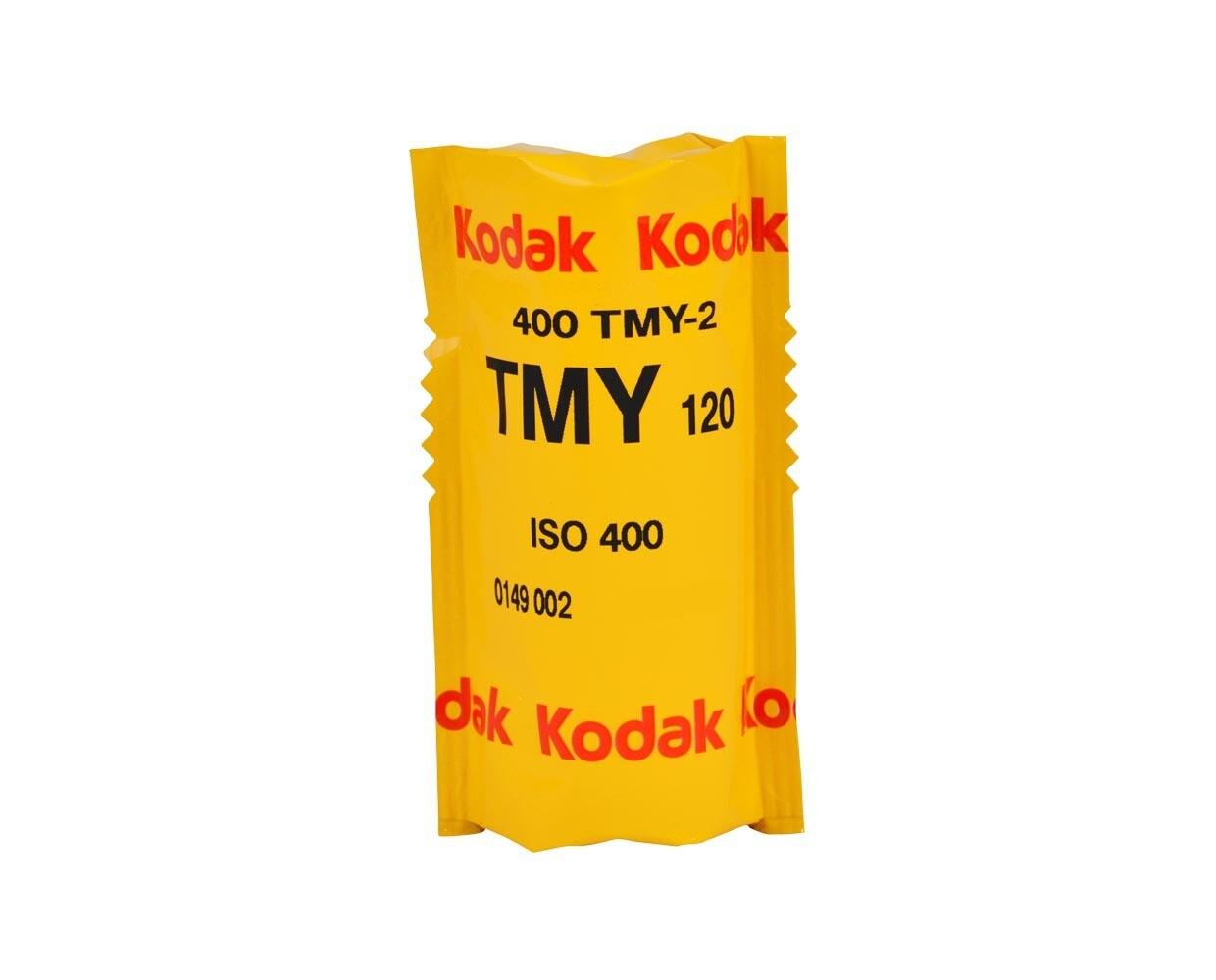 Kodak T-Max 400 TMY Professional format 120 Rollfilm  date 05/2022