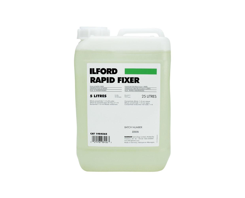 ILFORD HYPAM Rapid Fixer  5 Liter