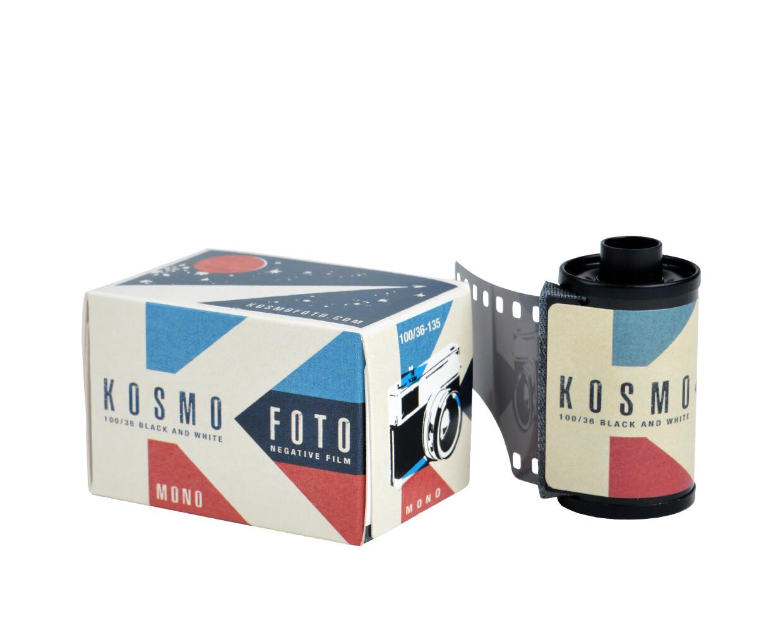 Kosmo Foto Mono 100 135-36 date 06/2021