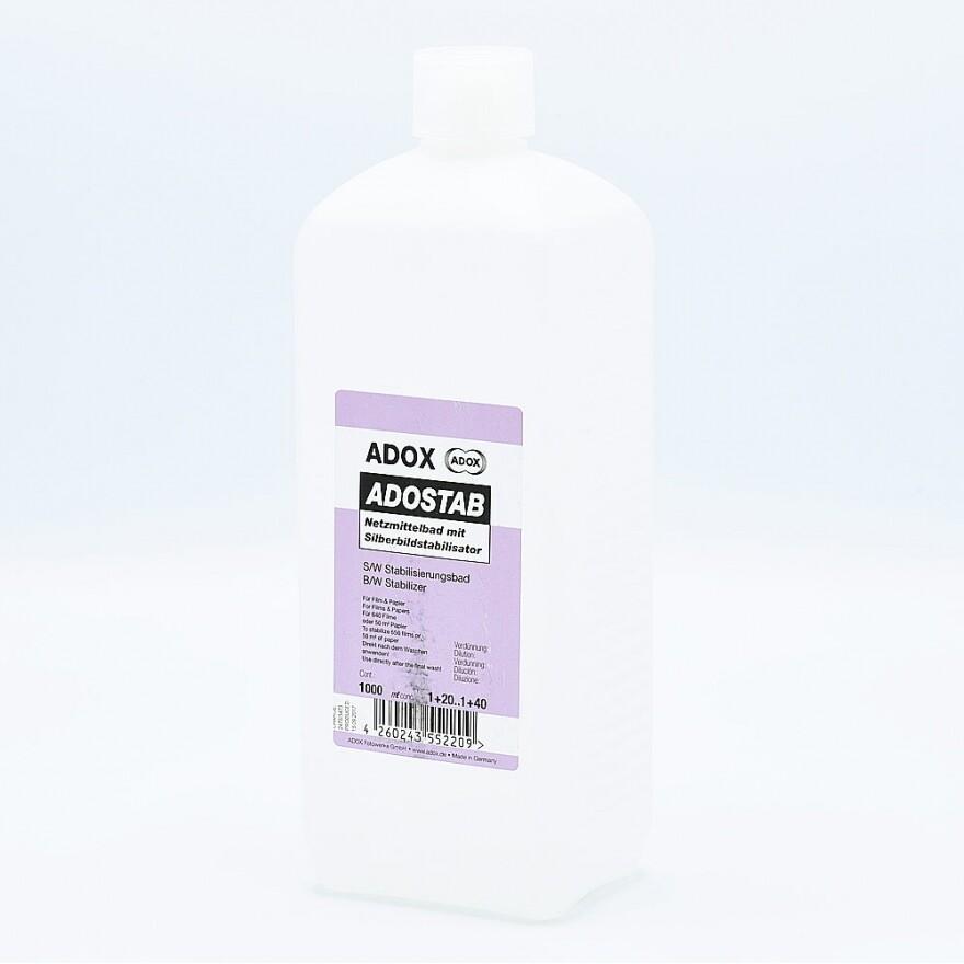 ADOX ADOSTAB Netzmittel mit Bildstabilisator 1000 ml Konzentrat (Agfa Sistan)