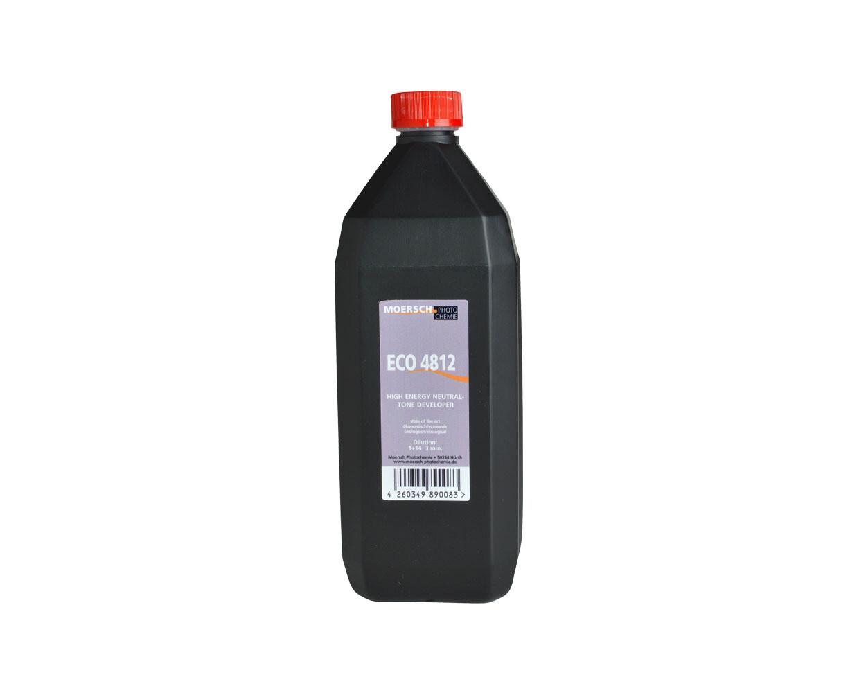 MOERSCH ECO 4812 Paper developer 1000 ml