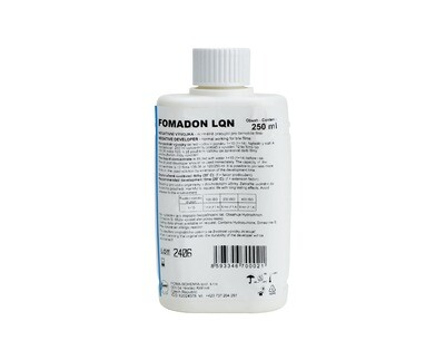 FOMA Fomadon LQN film developer 250 ml concentrate