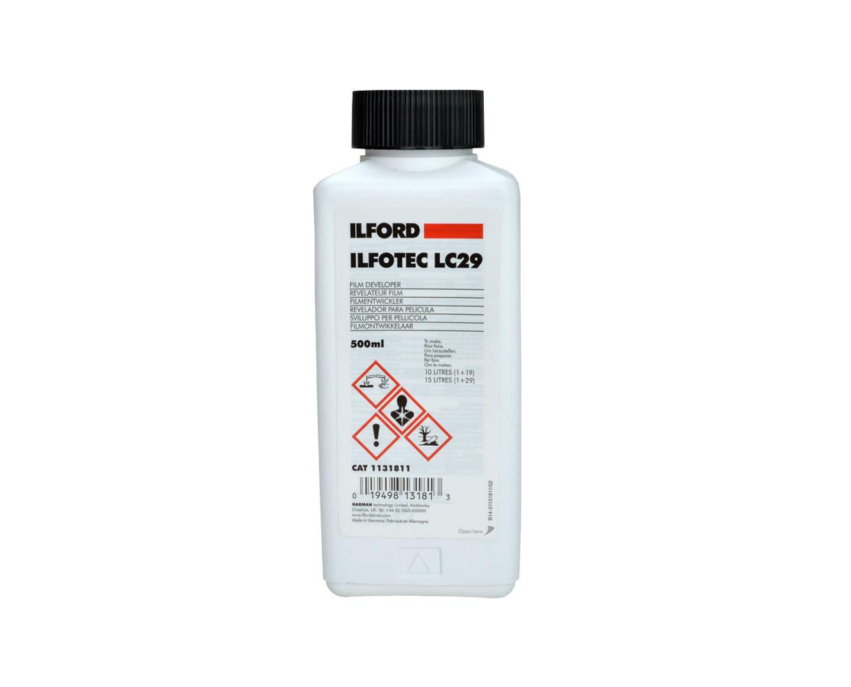 Ilford Ilfotec LC29 liquid concentrate film developer 500ml - 1131811