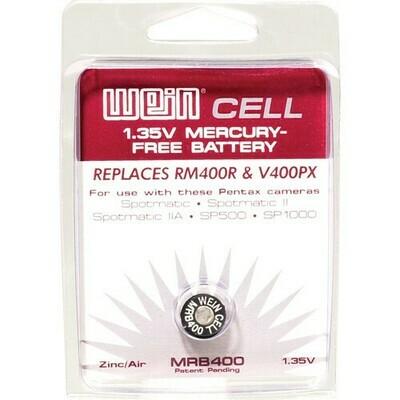Wein Cell MRB400 1.35V Zinc-Air Battery Replacement