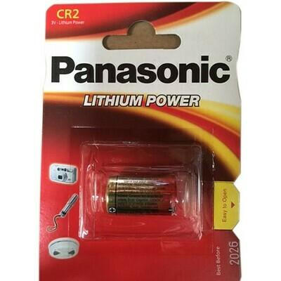 PANASONIC CR 2 Lithium (3V)