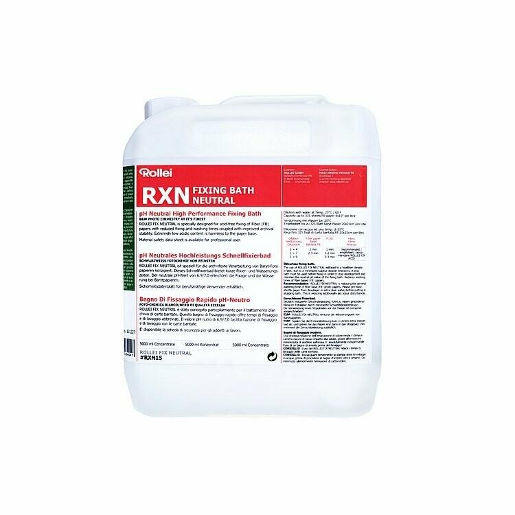 Rollei RXN Fix Neutral 5 Liter