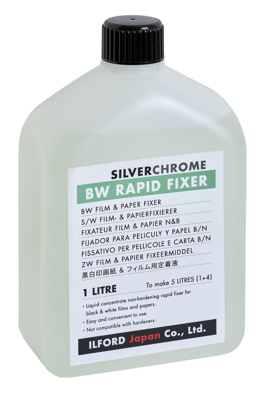 Ilford Silverchrome Fixer - Film & Paper Fixer - Concentrate for 5 litres