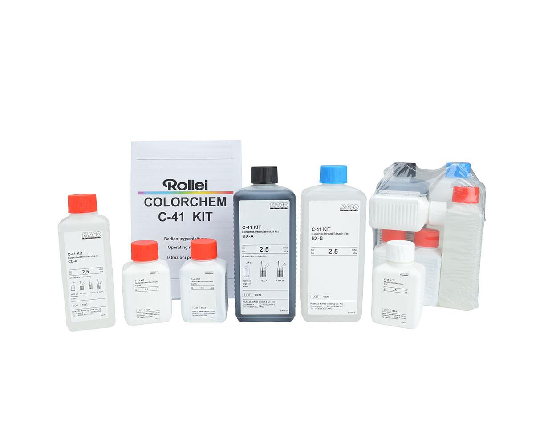 Rollei Colorchem C-41 Kit 5 Liter für 60 bis 80 Filme
