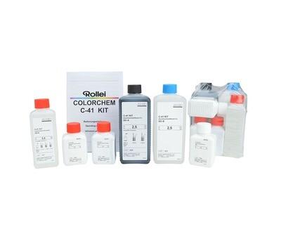 Rollei Colorchem C-41 Kit 5 Liter for 60 - 80 films