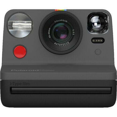 Polaroid Now Instant Film Camera (Black) 9120096770135