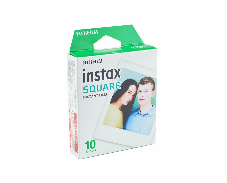 Fujifilm Instax Square, Sofortbildfilm Farbe  ( 10 Aufnahmen)