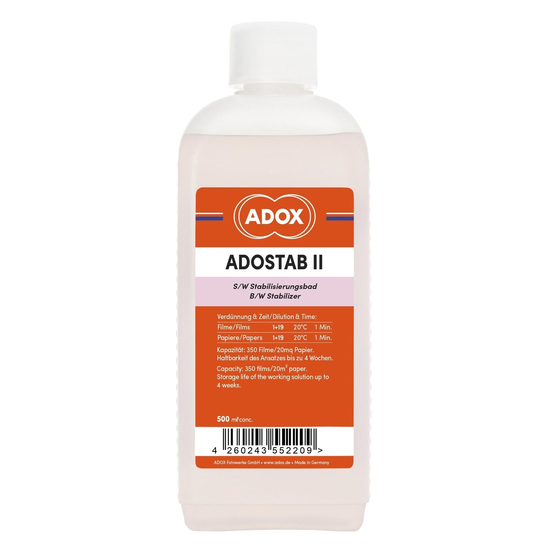 ADOX ADOSTAB Netzmittel mit Bildstabilisator 500 ml Konzentrat (Agfa Sistan)