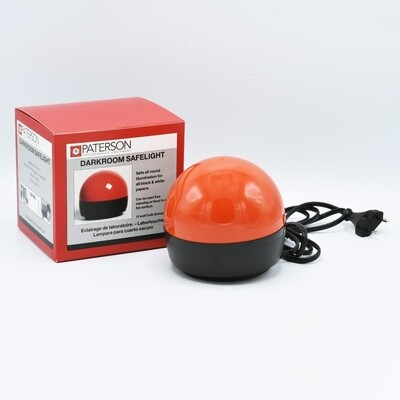 Paterson darkroom lamp 15W-E14 (Orange)