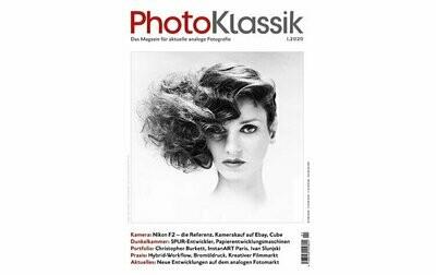 PhotoKlassik: das Magazin für aktuelle analoge Fotografie - Ausgabe I.2020