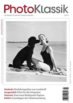 PhotoKlassik: das Magazin für aktuelle analoge Fotografie - Ausgabe II.2014