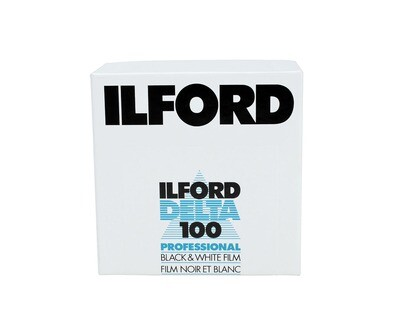 ILFORD Delta 100, 35 mm x 30,5 meter roll