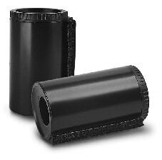 Film cartridges plastic with bayonet lock 35mm, reusable (5 pieces)